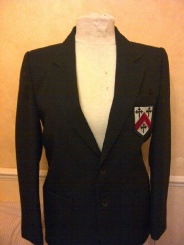 Trinity Girls Fitted Blazer